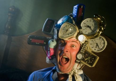 Alarm Clock Wake-Up
