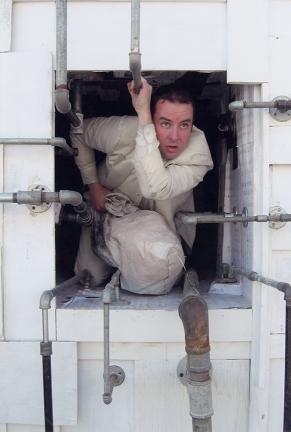 Bernard Tunnel Crawl