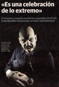 Gabe Bartalos El Diario Vasco